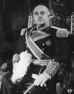 Francisco Franco, otra vez (1/2)