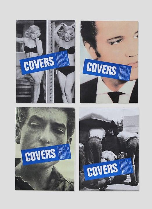 Covers. El libro (1/2)