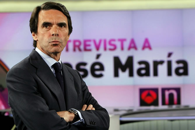 JoseMariaAznar2013Antena3